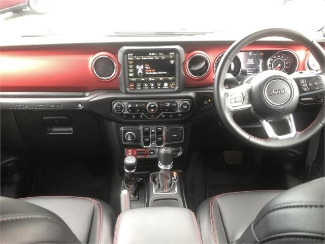 image-9, 2020 Jeep Wrangler Rubicon 3.6Lt Petrol at Christchurch