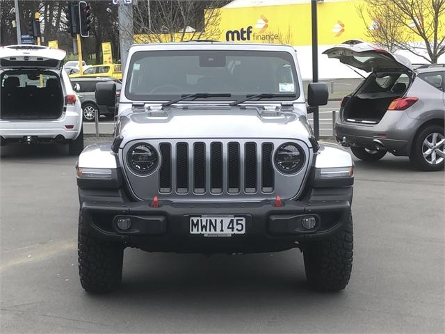 image-5, 2020 Jeep Wrangler Rubicon 3.6Lt Petrol at Christchurch