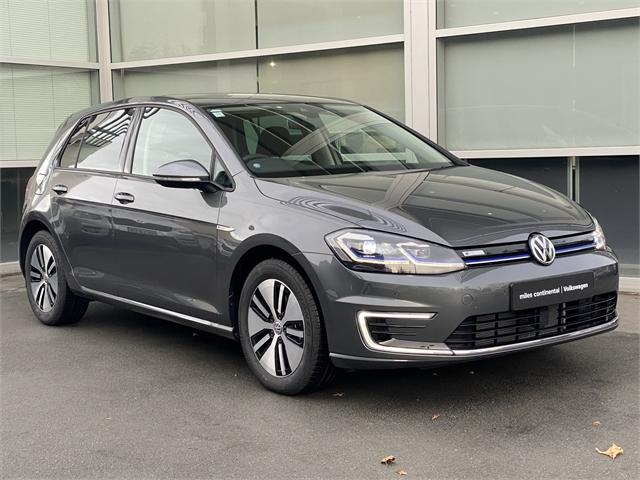 image-0, 2020 Volkswagen E-Golf 100kW Electric Auto at Christchurch