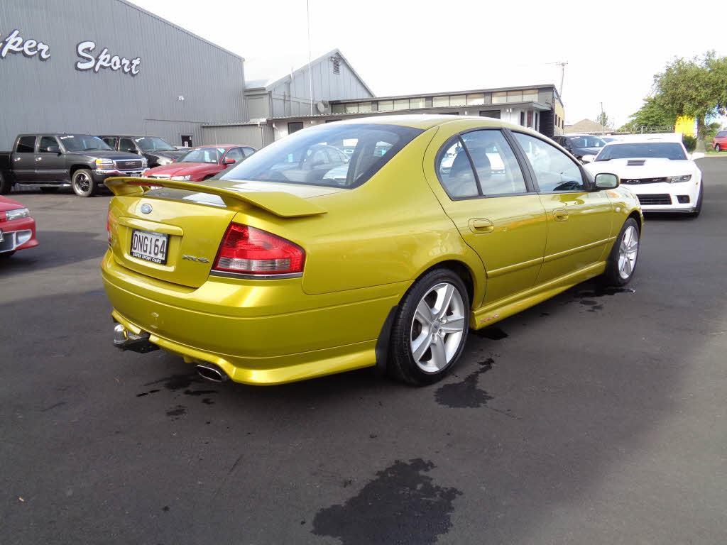 image-6, 2003 Ford FALCON XR6 BA at Christchurch