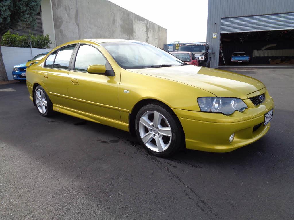 image-0, 2003 Ford FALCON XR6 BA at Christchurch
