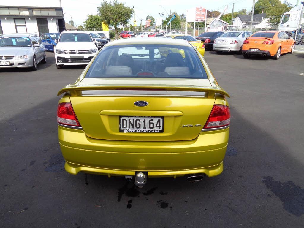 image-5, 2003 Ford FALCON XR6 BA at Christchurch