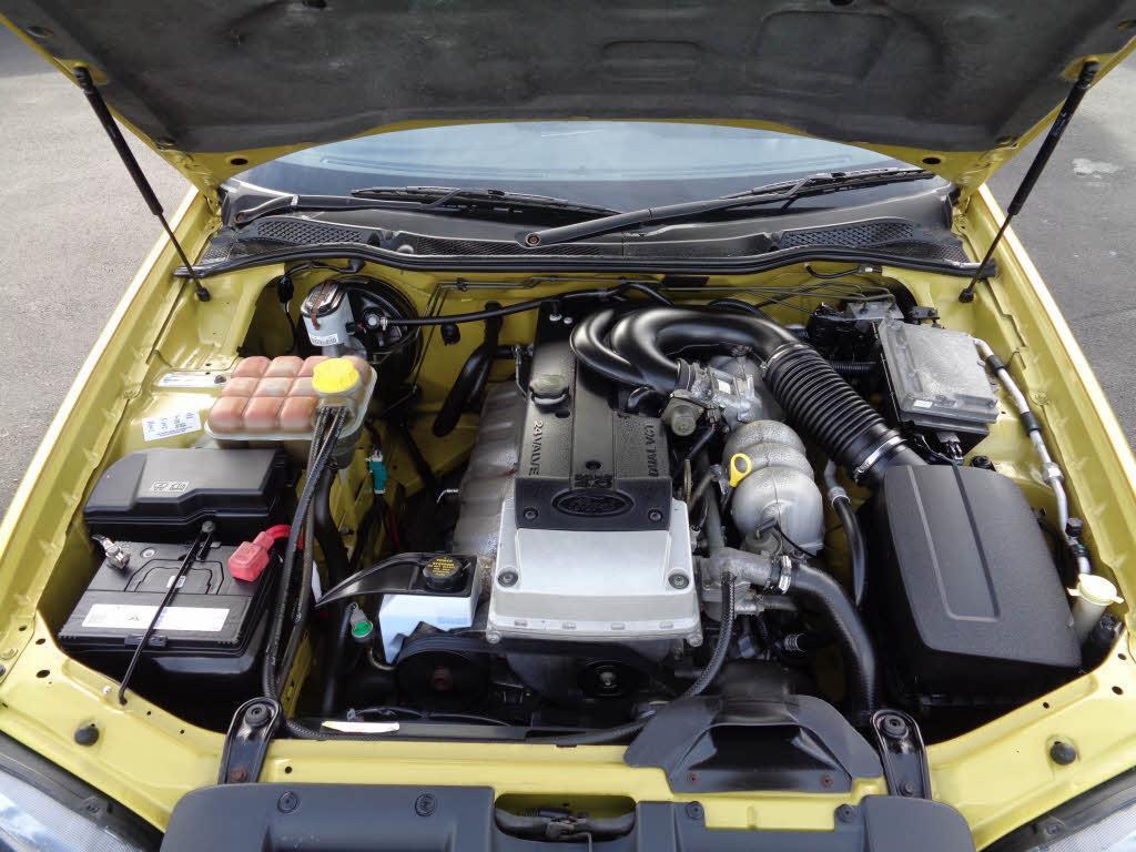image-17, 2003 Ford FALCON XR6 BA at Christchurch