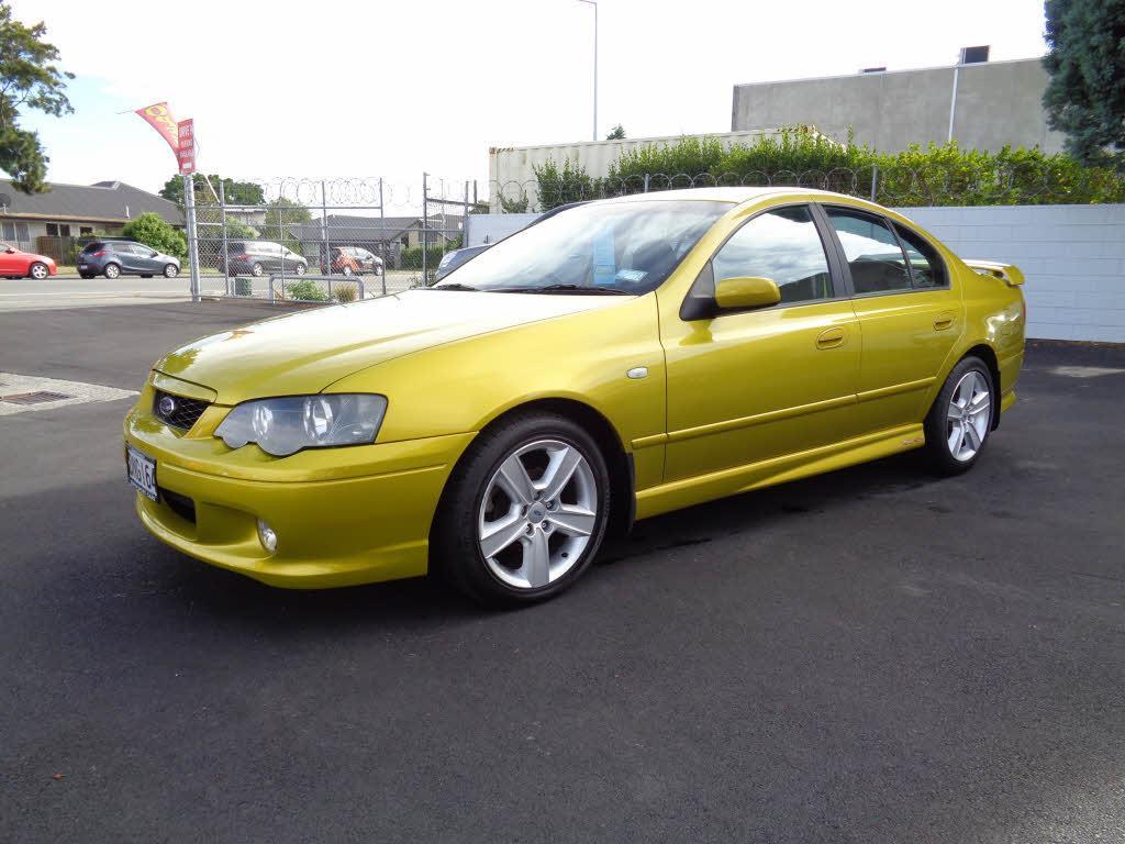 image-2, 2003 Ford FALCON XR6 BA at Christchurch