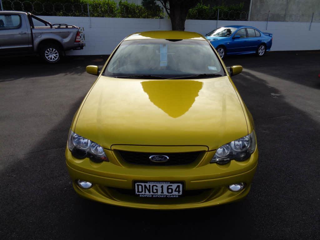 image-1, 2003 Ford FALCON XR6 BA at Christchurch