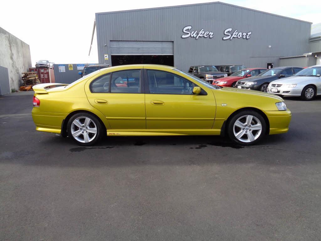 image-7, 2003 Ford FALCON XR6 BA at Christchurch