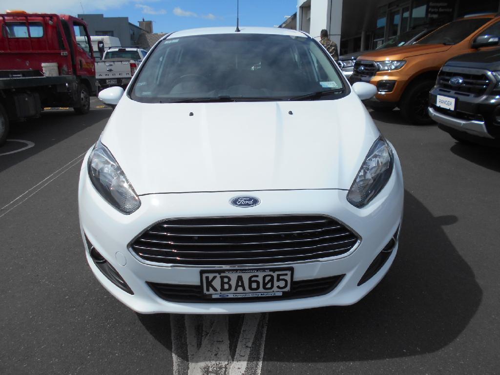 image-2, 2016 Ford FIESTA TREND 1.5 Petrol 5 Door at Dunedin