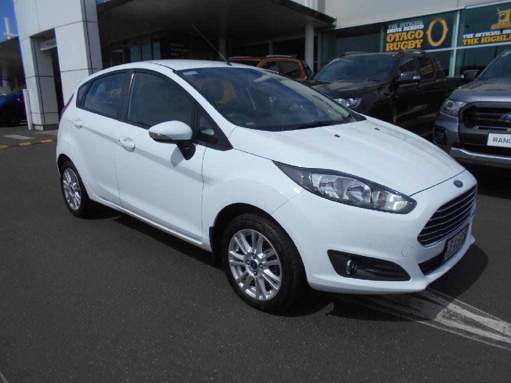 image-1, 2016 Ford FIESTA TREND 1.5 Petrol 5 Door at Dunedin