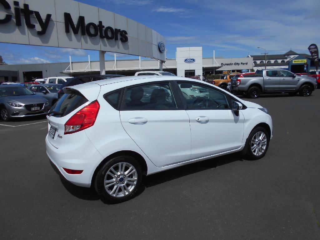 image-4, 2016 Ford FIESTA TREND 1.5 Petrol 5 Door at Dunedin