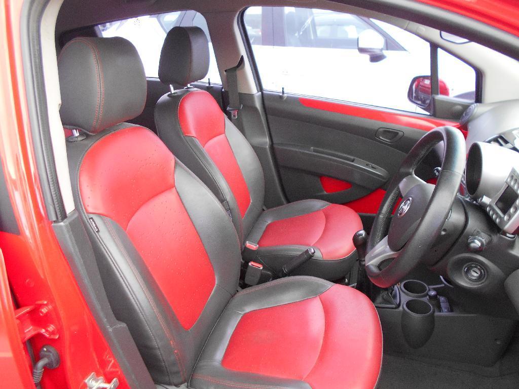 image-6, 2012 Holden Barina CDX Spark Manual at Dunedin