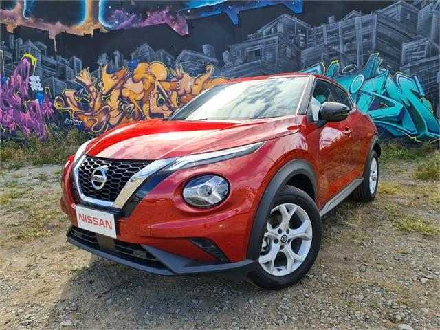 2021 Nissan Juke ST 1.0P Turbo for sale in Christchurch