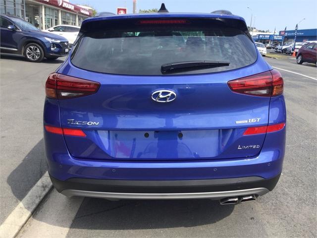 image-6, 2020 Hyundai Tucson 1.6T DCT LTD PE at Dunedin