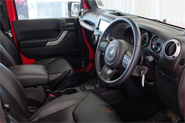 image-7, 2017 Jeep Wrangler Rubicon 3.6L Petrol 4WD at Dunedin