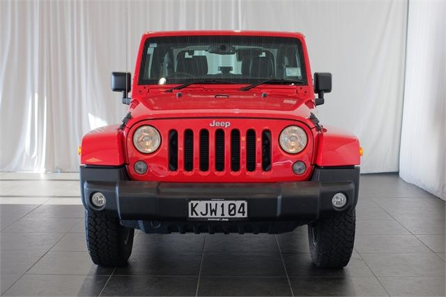 image-1, 2017 Jeep Wrangler Rubicon 3.6L Petrol 4WD at Dunedin