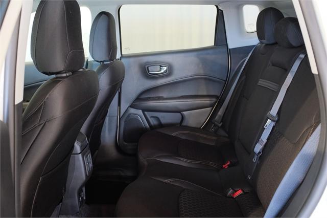 image-11, 2021 Jeep Compass Longitude 2.4L Petrol at Dunedin