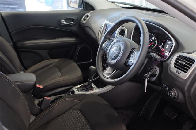 image-7, 2021 Jeep Compass Longitude 2.4L Petrol at Dunedin