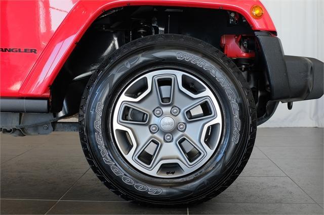 image-5, 2017 Jeep Wrangler Rubicon 3.6L Petrol 4WD at Dunedin