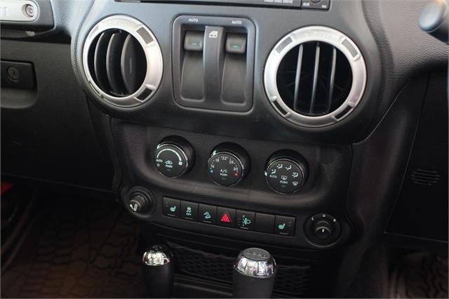 image-14, 2017 Jeep Wrangler Rubicon 3.6L Petrol 4WD at Dunedin
