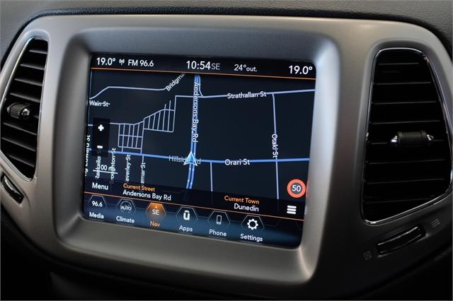 image-15, 2021 Jeep Compass Longitude 2.4L Petrol at Dunedin