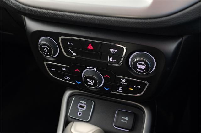 image-14, 2021 Jeep Compass Longitude 2.4L Petrol at Dunedin