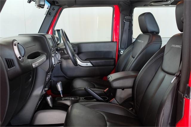 image-9, 2017 Jeep Wrangler Rubicon 3.6L Petrol 4WD at Dunedin