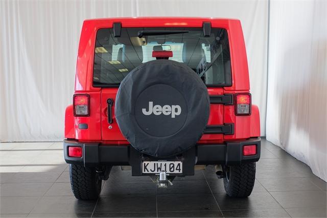 image-3, 2017 Jeep Wrangler Rubicon 3.6L Petrol 4WD at Dunedin