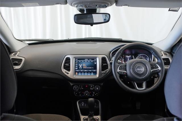 image-8, 2021 Jeep Compass Longitude 2.4L Petrol at Dunedin