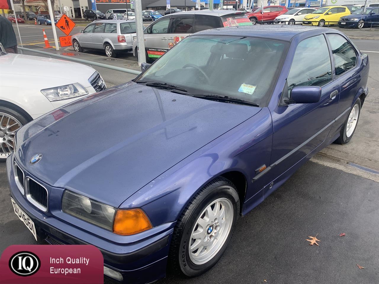 image-3, 1996 BMW 318Ti at Christchurch