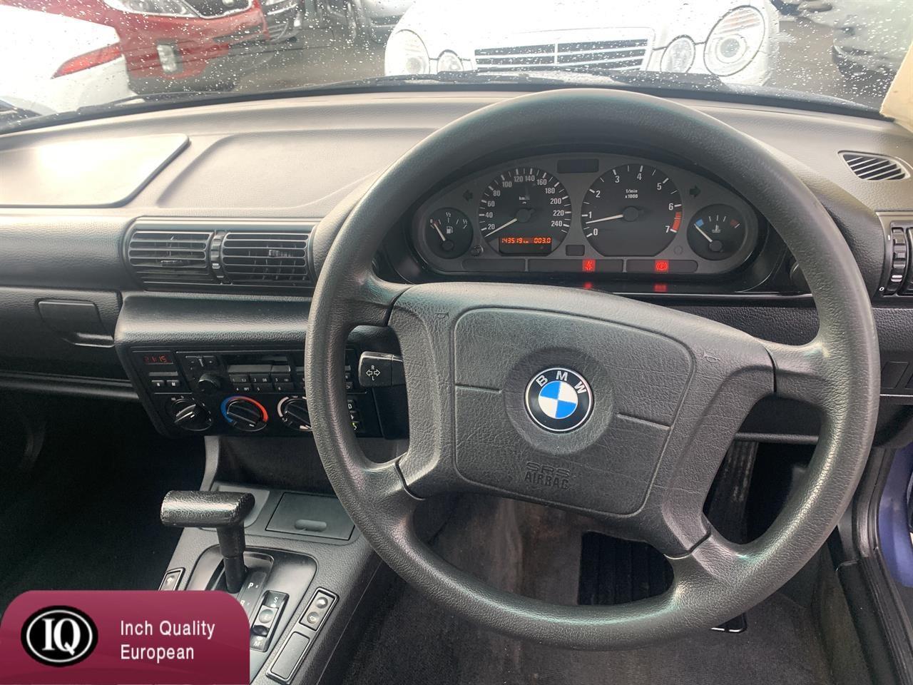 image-6, 1996 BMW 318Ti at Christchurch