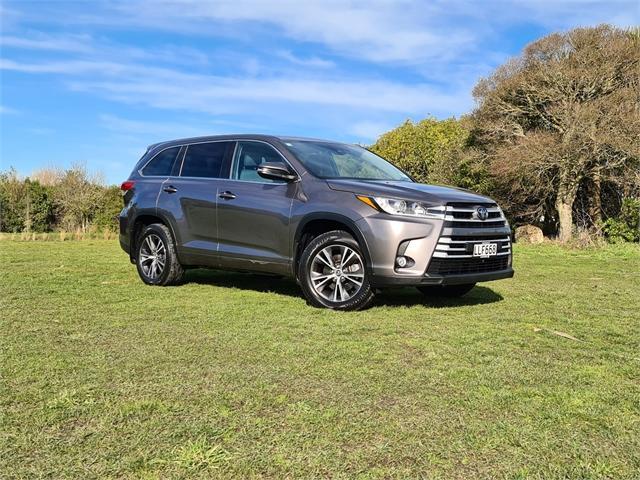 image-0, 2018 Toyota Highlander GX 3.5 Petrol V6 AWD Auto 7 at Christchurch