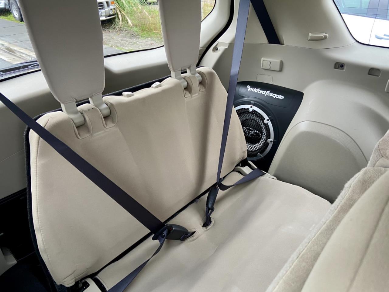 image-17, 2010 Mitsubishi Outlander 24G 4WD 7 Seater Facelif at Christchurch