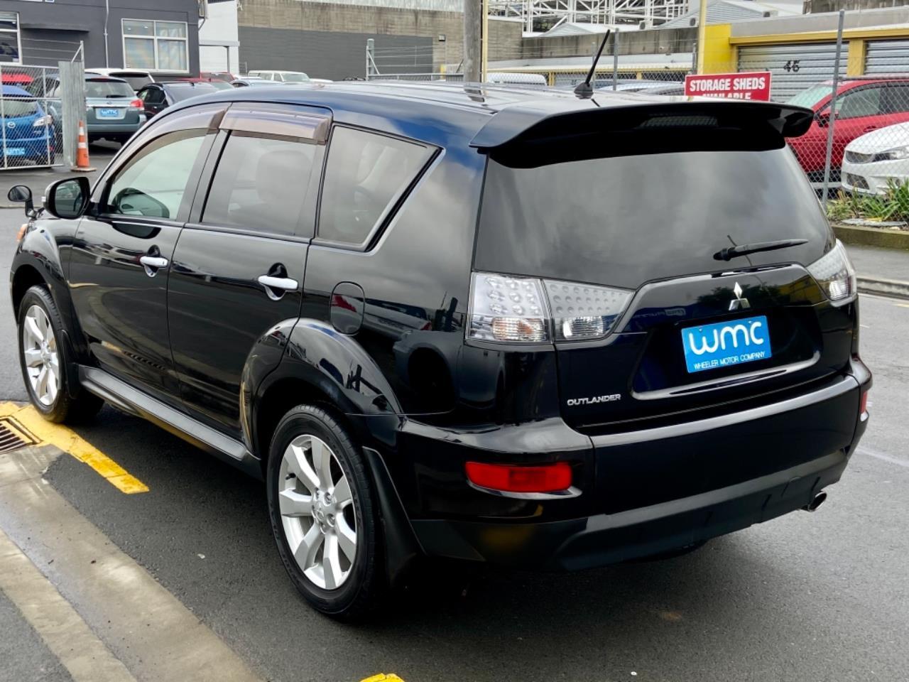 image-9, 2010 Mitsubishi Outlander 24G 4WD 7 Seater Facelif at Christchurch
