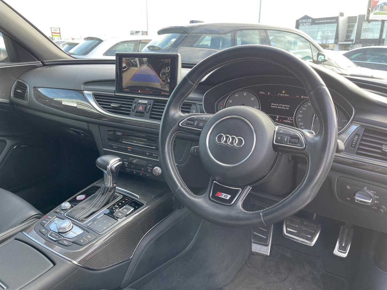 image-9, 2013 Audi S6 4.0 V8 TFSI Quattro Sedan at Christchurch
