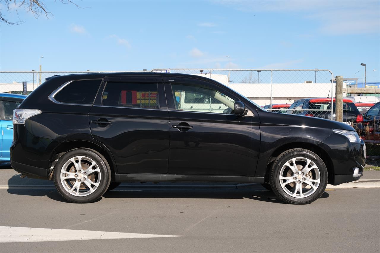 image-10, 2013 Mitsubishi Outlander 24G 4WD 7-Seater 'Safety at Christchurch