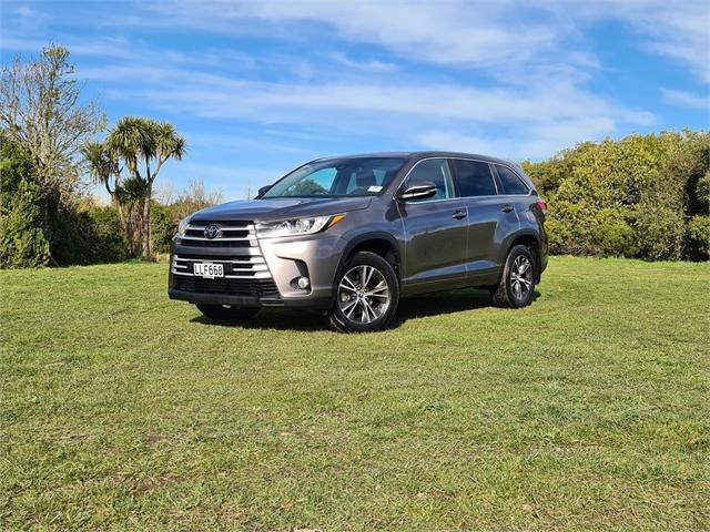 image-2, 2018 Toyota Highlander GX 3.5 Petrol V6 AWD Auto 7 at Christchurch