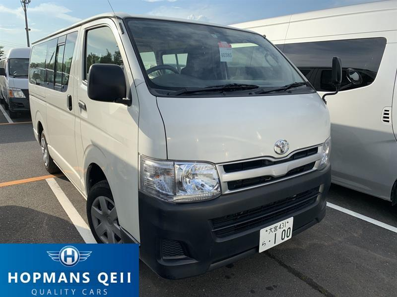 2013 Toyota Hiace 3 0 Turbo Diesel for sale in Christchurch