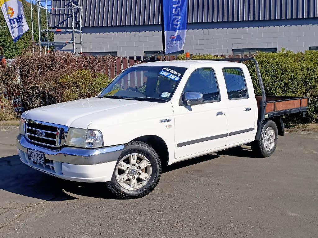 image-0, 2007 Ford Courier 2.6P XLX CRW W/S 4X2 XLX CRW W/S at Dunedin