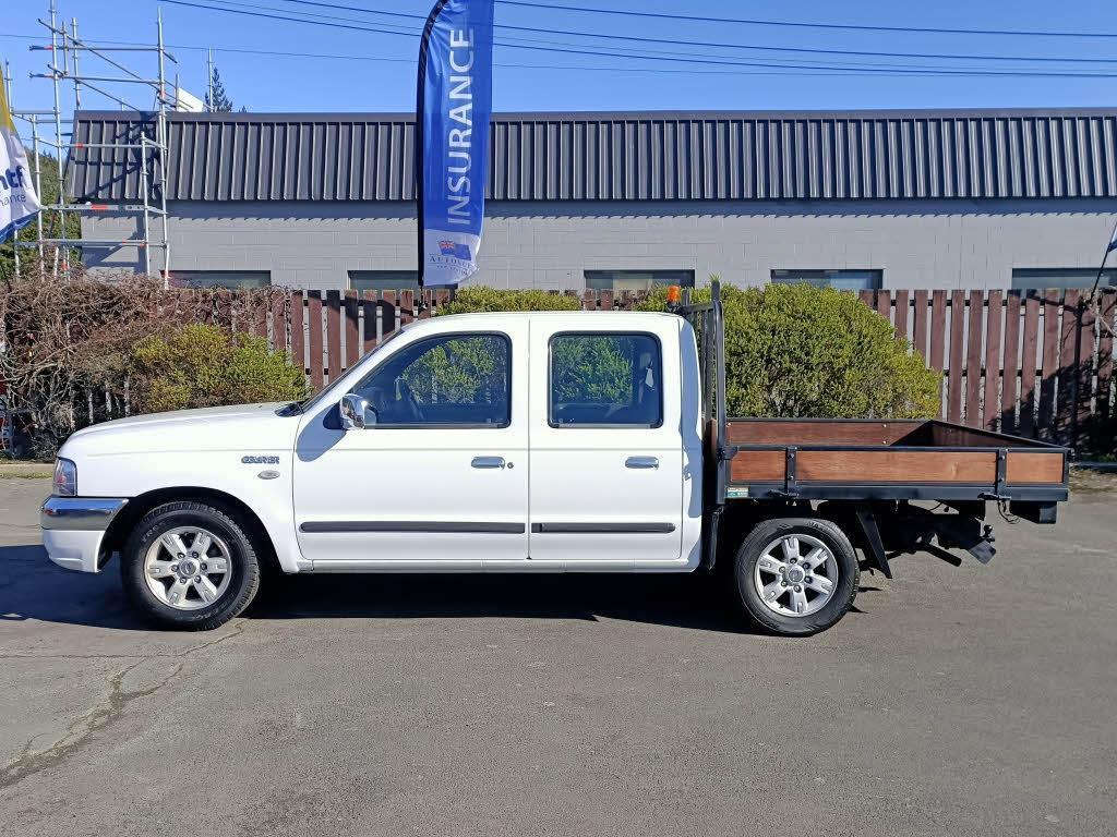 image-1, 2007 Ford Courier 2.6P XLX CRW W/S 4X2 XLX CRW W/S at Dunedin
