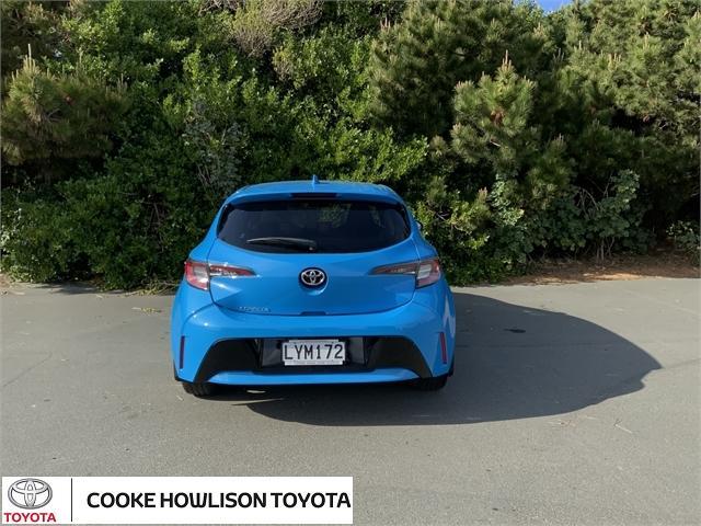 image-2, 2019 Toyota Corolla GX 2.0P CVT FWD at Dunedin