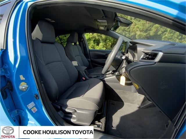 image-8, 2019 Toyota Corolla GX 2.0P CVT FWD at Dunedin