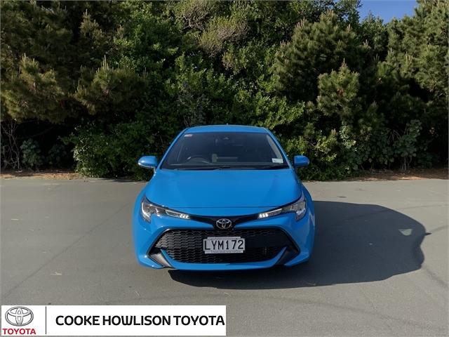 image-7, 2019 Toyota Corolla GX 2.0P CVT FWD at Dunedin