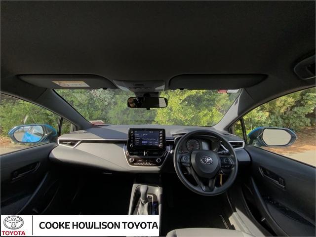 image-10, 2019 Toyota Corolla GX 2.0P CVT FWD at Dunedin