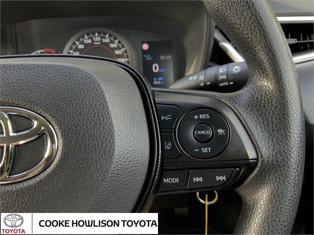 image-13, 2019 Toyota Corolla GX 2.0P CVT FWD at Dunedin