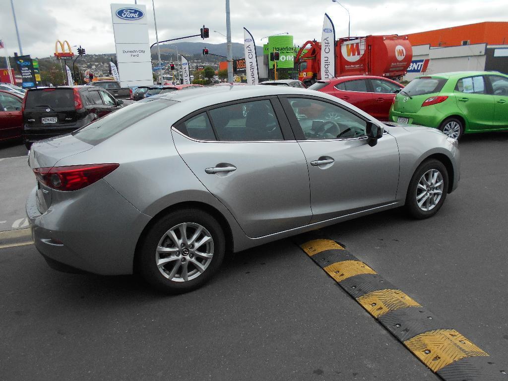 image-3, 2014 Mazda 3 GSX 2.0 Auto Sedan at Dunedin