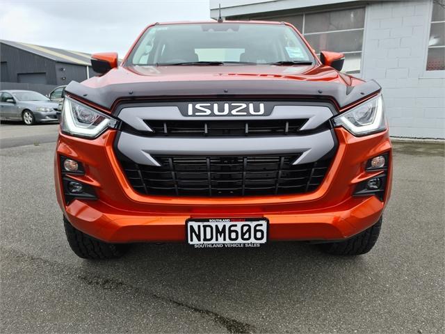 image-8, 2020 Isuzu D-Max LS-M DBLE CAB AUTO 4WD - DEMO at Invercargill