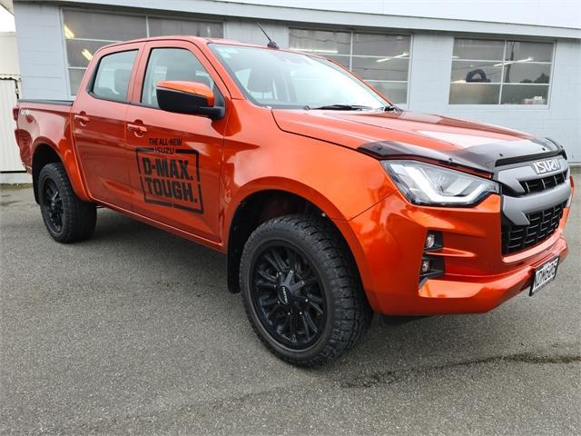 image-1, 2020 Isuzu D-Max LS-M DBLE CAB AUTO 4WD - DEMO at Invercargill