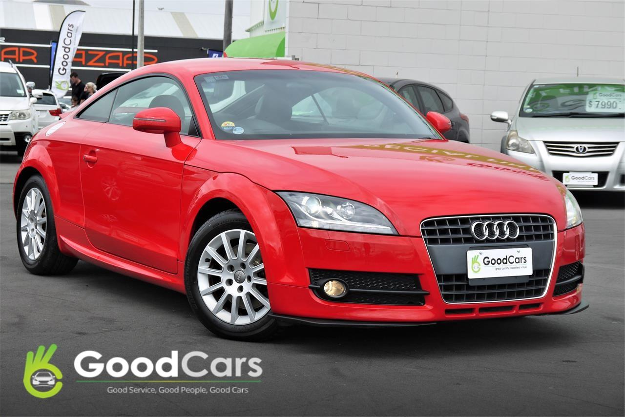image-0, 2007 Audi TT 2.0 TFSI at Christchurch