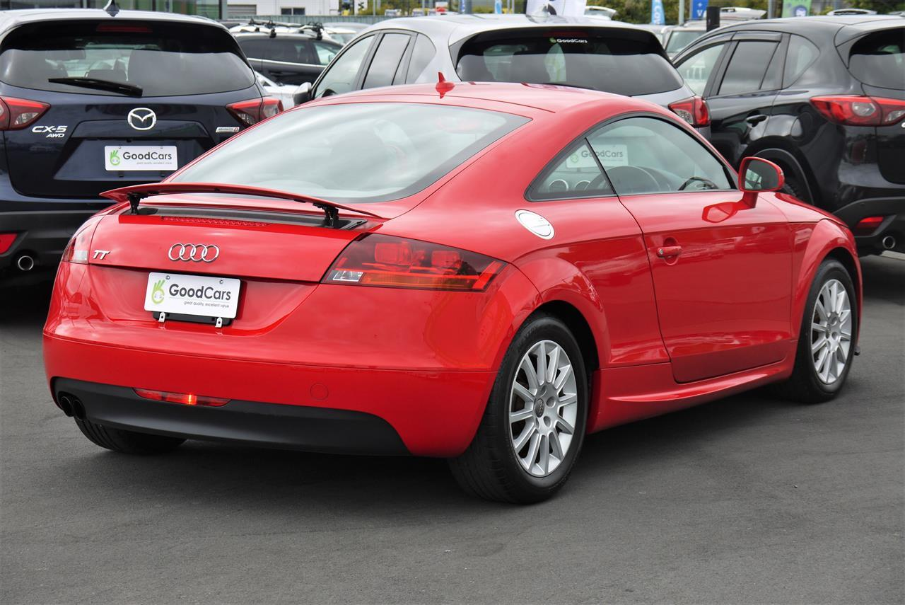 image-2, 2007 Audi TT 2.0 TFSI at Christchurch
