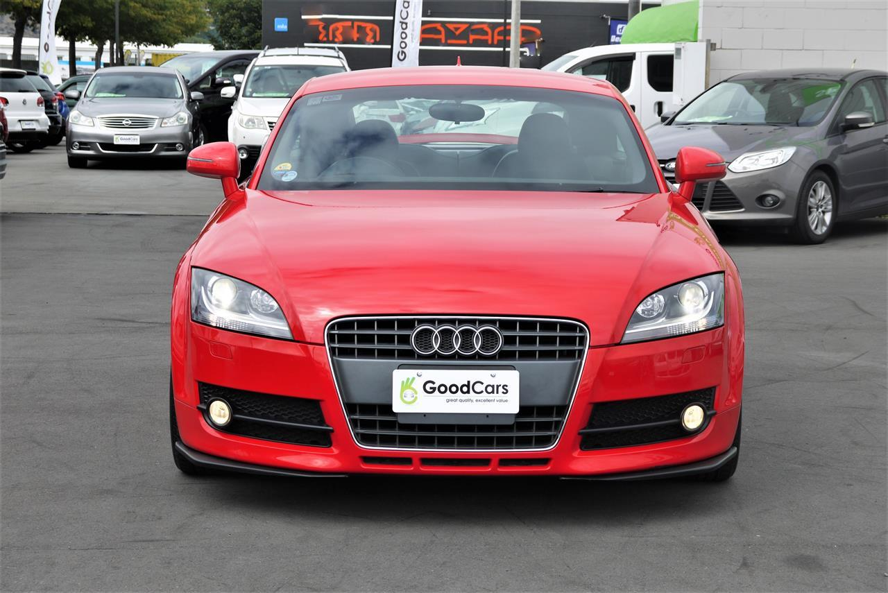 image-7, 2007 Audi TT 2.0 TFSI at Christchurch