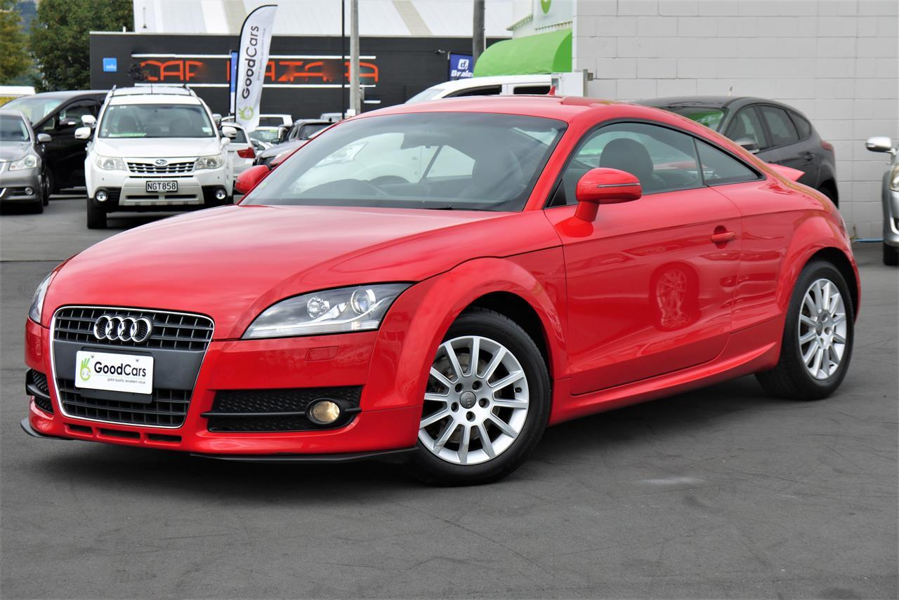 image-6, 2007 Audi TT 2.0 TFSI at Christchurch